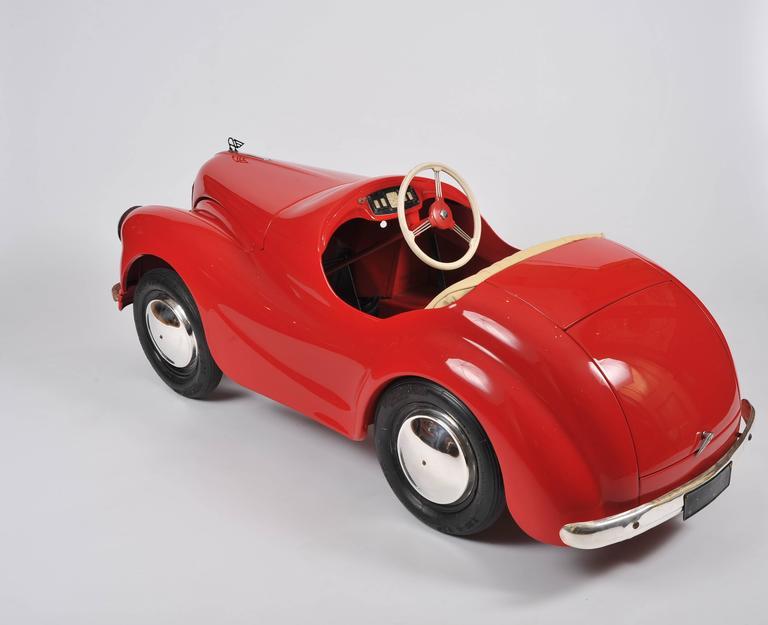 20th Century Austin J40 Child's Pedal Car 6