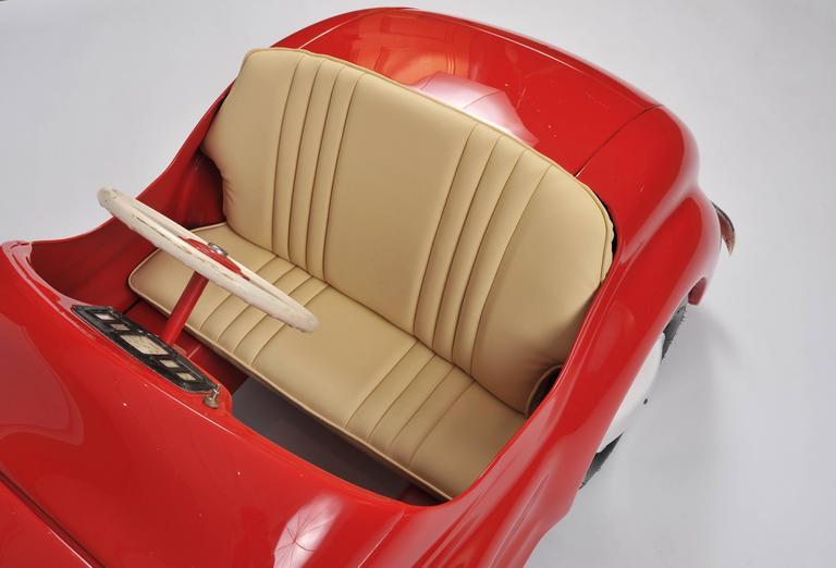20th Century Austin J40 Child's Pedal Car 7