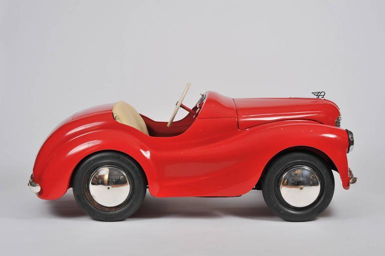 20th Century Austin J40 Child's Pedal Car 10