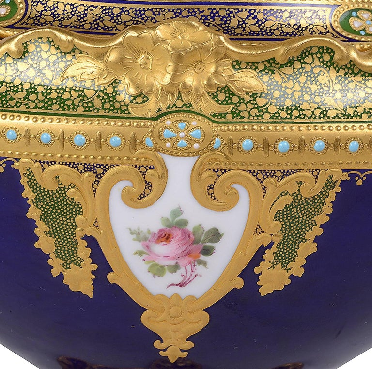 Royal Crown Derby by Desire Leroy For Sale 1