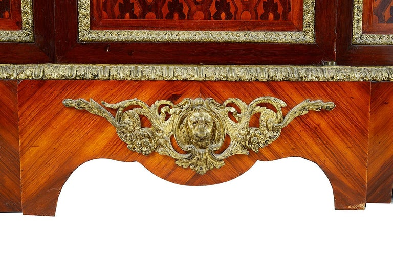 Louis XVI Style Side Cabinet, 19th Century For Sale 1