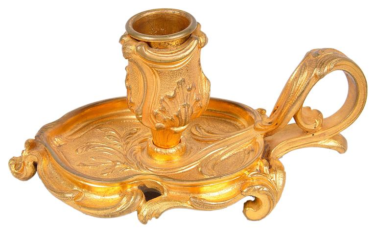 French Louis XVI Style Ormolu Desk Set in the Manner of Linke For Sale