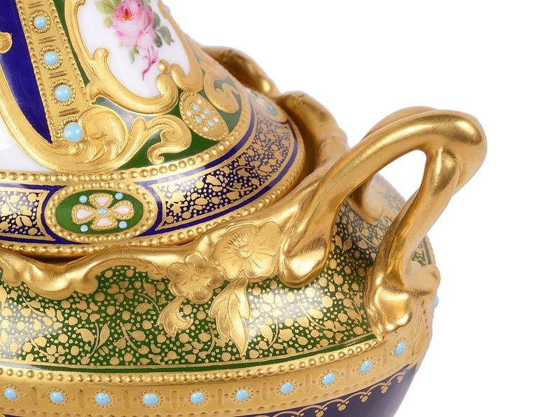 Royal Crown Derby by Desire Leroy For Sale 2