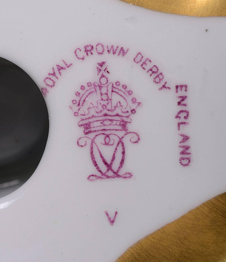 Royal Crown Derby by Desire Leroy For Sale 3