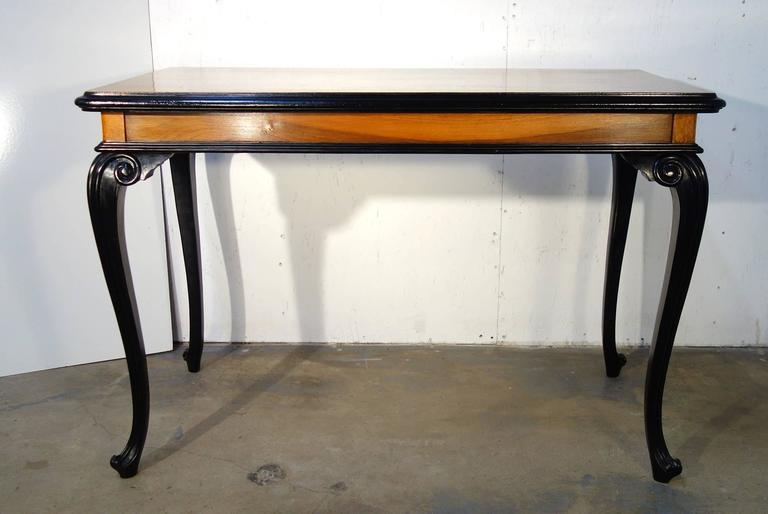Italian 19th Century Lombardy Louis XV Style Center Table For Sale
