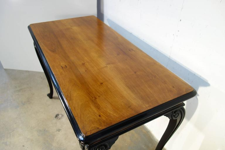 19th Century Lombardy Louis XV Style Center Table For Sale 2