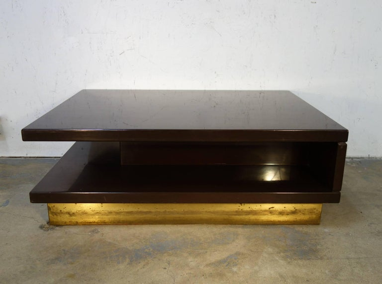 Mid-Century Modern Mid-Century Italian Occasional Tables 1970s For Sale