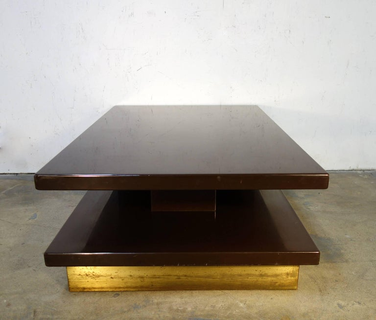 Mid-Century Italian Occasional Tables 1970s In Good Condition For Sale In Encinitas, CA