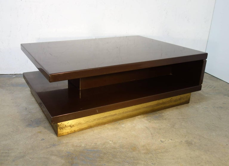 20th Century Mid-Century Italian Occasional Tables 1970s For Sale