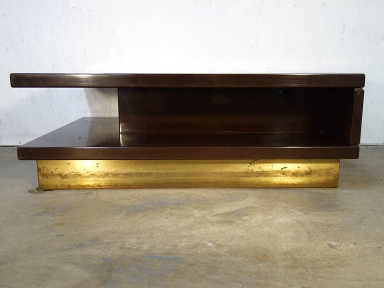 Mid-Century Italian Occasional Tables 1970s For Sale 1