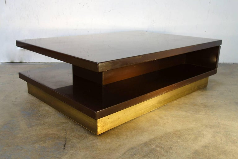 Mid-Century Italian Occasional Tables 1970s For Sale 2