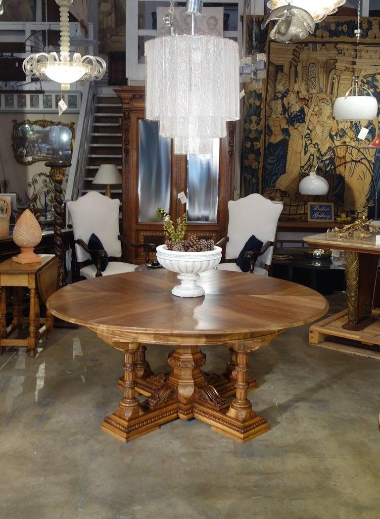Primo Collection Antique Italian Renaissance Extendable