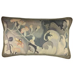 French Aubusson Pillow