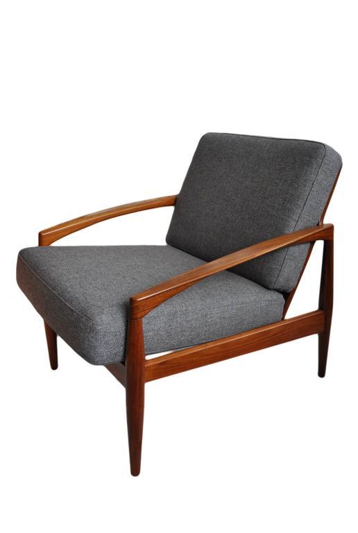 Mid-Century rosewood Kai Kristiansen Paperknife Chair 2