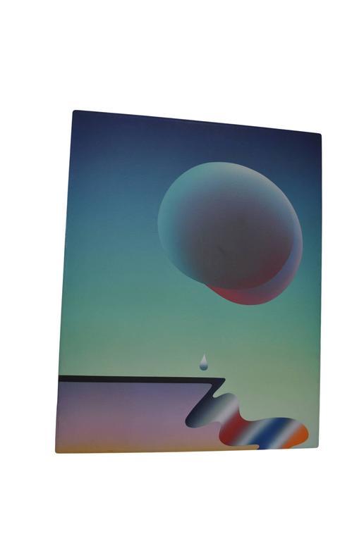 Stefan Knapp painting, 1975 2