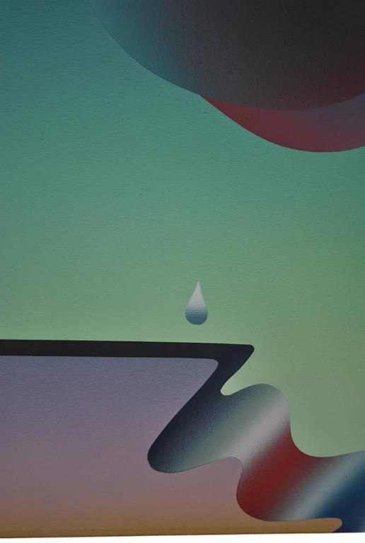 Stefan Knapp painting, 1975 5