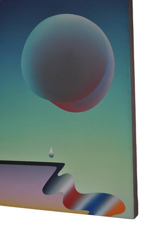 Stefan Knapp painting, 1975 7