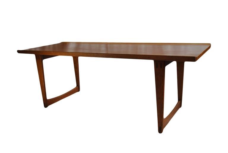 Yngve Ekström, Rare Coffee Table, 1950s 3