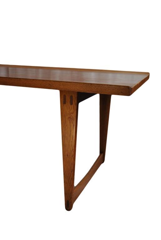 Yngve Ekström, Rare Coffee Table, 1950s 4