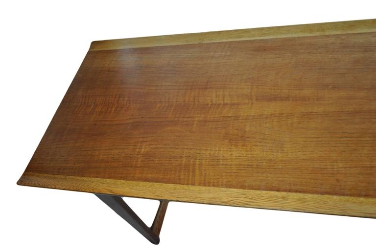 Yngve Ekström, Rare Coffee Table, 1950s In Excellent Condition For Sale In London, GB