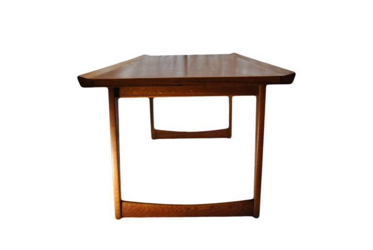 Yngve Ekström, Rare Coffee Table, 1950s 6