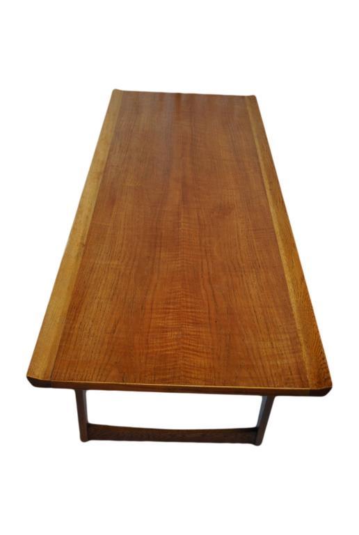 Yngve Ekström, Rare Coffee Table, 1950s 7