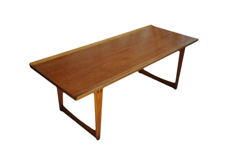 Yngve Ekström, Rare Coffee Table, 1950s 8