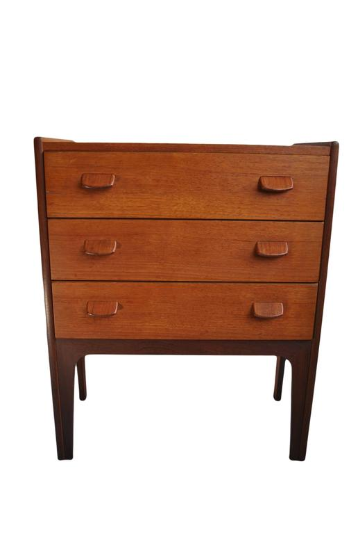 Danish Chest of Drawers by Poul Volther 2