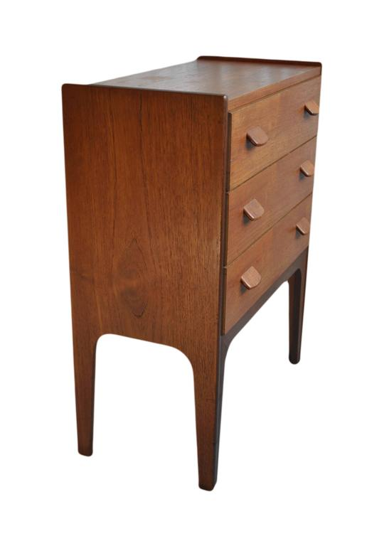 Danish Chest of Drawers by Poul Volther 5