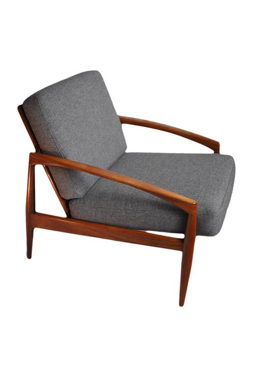 Mid-Century rosewood Kai Kristiansen Paperknife Chair 3