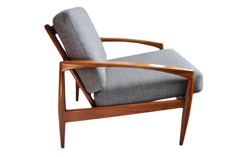 Mid-Century rosewood Kai Kristiansen Paperknife Chair 4