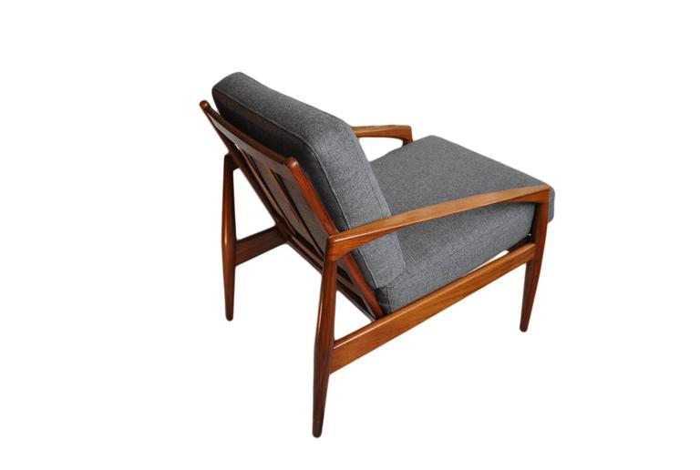 Mid-Century rosewood Kai Kristiansen Paperknife Chair 5