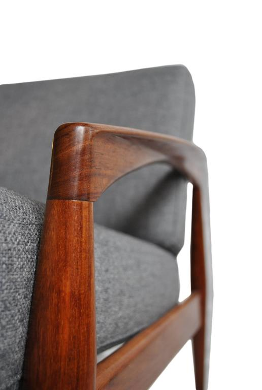Mid-Century rosewood Kai Kristiansen Paperknife Chair 7