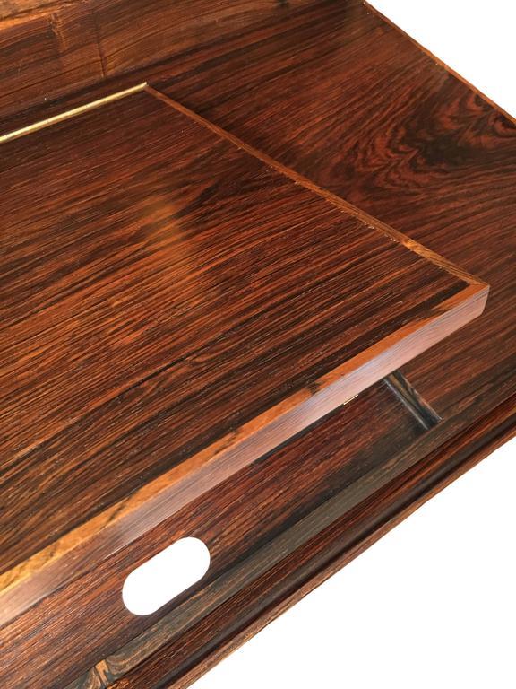 danish craftsman mid century bureau secretaire 1960s at 1stdibs. Black Bedroom Furniture Sets. Home Design Ideas