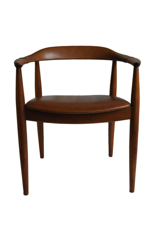 Illum Wikkelso Chair For N Eilersen At 1stdibs