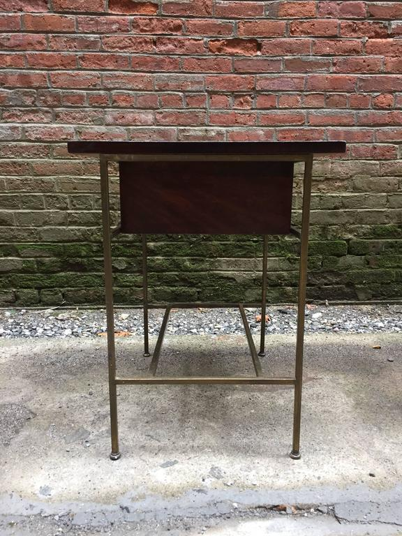 Pair of Paul McCobb Irwin Collection End Tables In Good Condition For Sale In Garnerville, NY