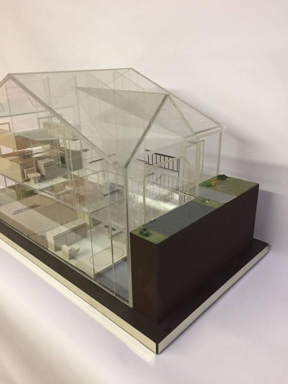 1970s lucite architectural modern home model for sale at for Architecture models for sale