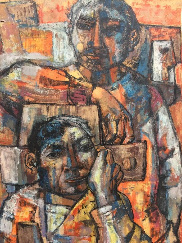 Jose Puyet Painting Sale