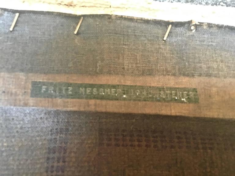 X-Base Trestle Bench, by T.H. Robsjohn-Gibbings for Widdicomb For Sale 2