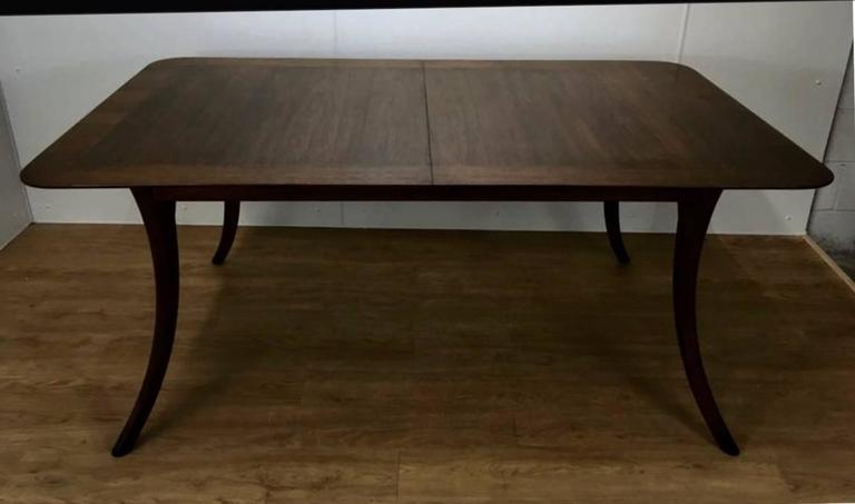 Robsjohn Gibbings Dining Table Klismos Style Legs  : unspecified37l from www.1stdibs.com size 768 x 453 jpeg 24kB