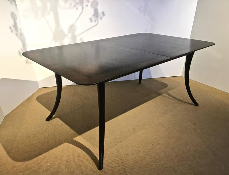Robsjohn Gibbings Dining Table Klismos Style Legs  : IMG1197l from www.1stdibs.com size 768 x 589 jpeg 39kB