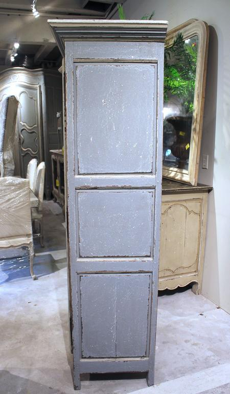 antique french 19th century regence style single door. Black Bedroom Furniture Sets. Home Design Ideas
