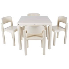 Midcentury Dining Room Set by Eero Aarnio for UPO, Finland, 1971-1972