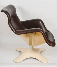 Karuselli Lounge Chair by Yrjö Kukkapuro