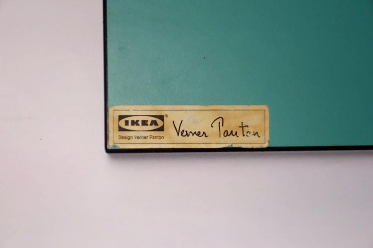 Vilbert Chairs By Verner Panton for Ikea In Good Condition For Sale In Doornspijk, NL