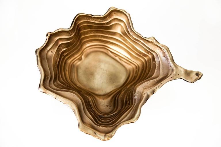 Ice-Cast Bronze Vessel No.13 by Steven Haulenbeek 2