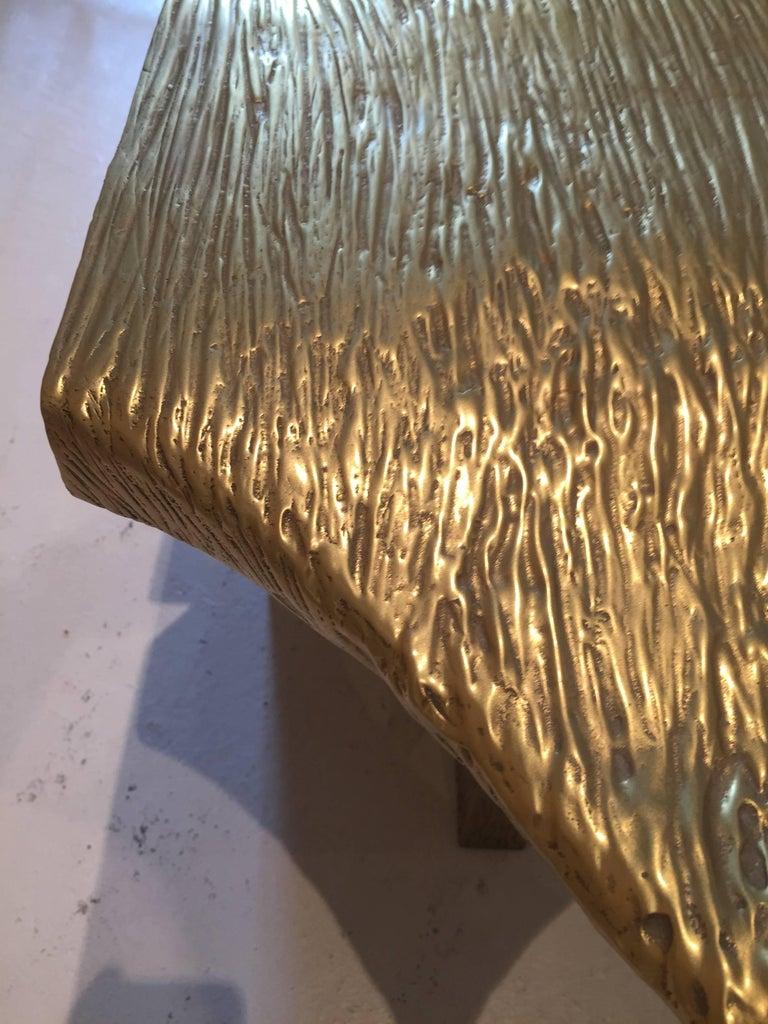 Aluminium Stag T Stool by Rick Owens 6