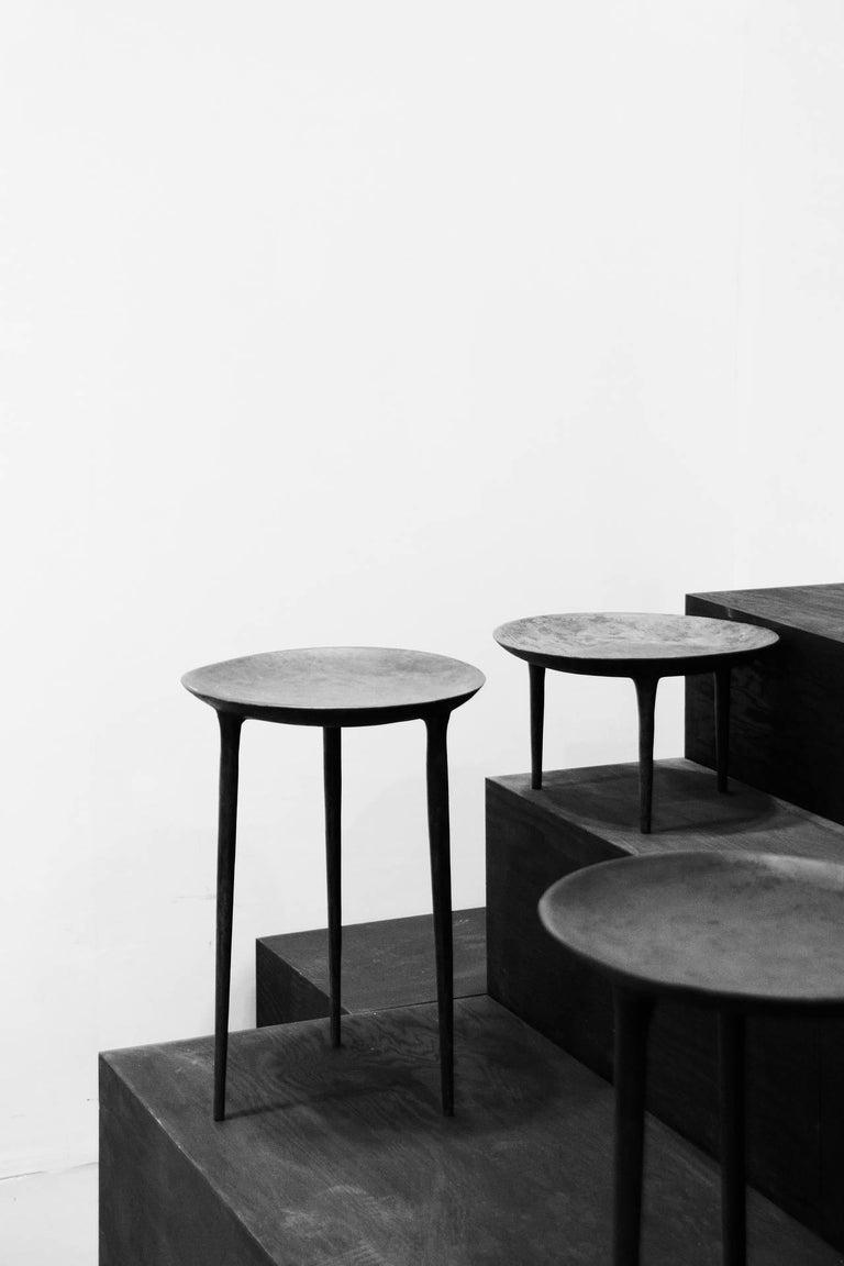 bronze brazier by rick owens in black noir finish for sale at 1stdibs. Black Bedroom Furniture Sets. Home Design Ideas