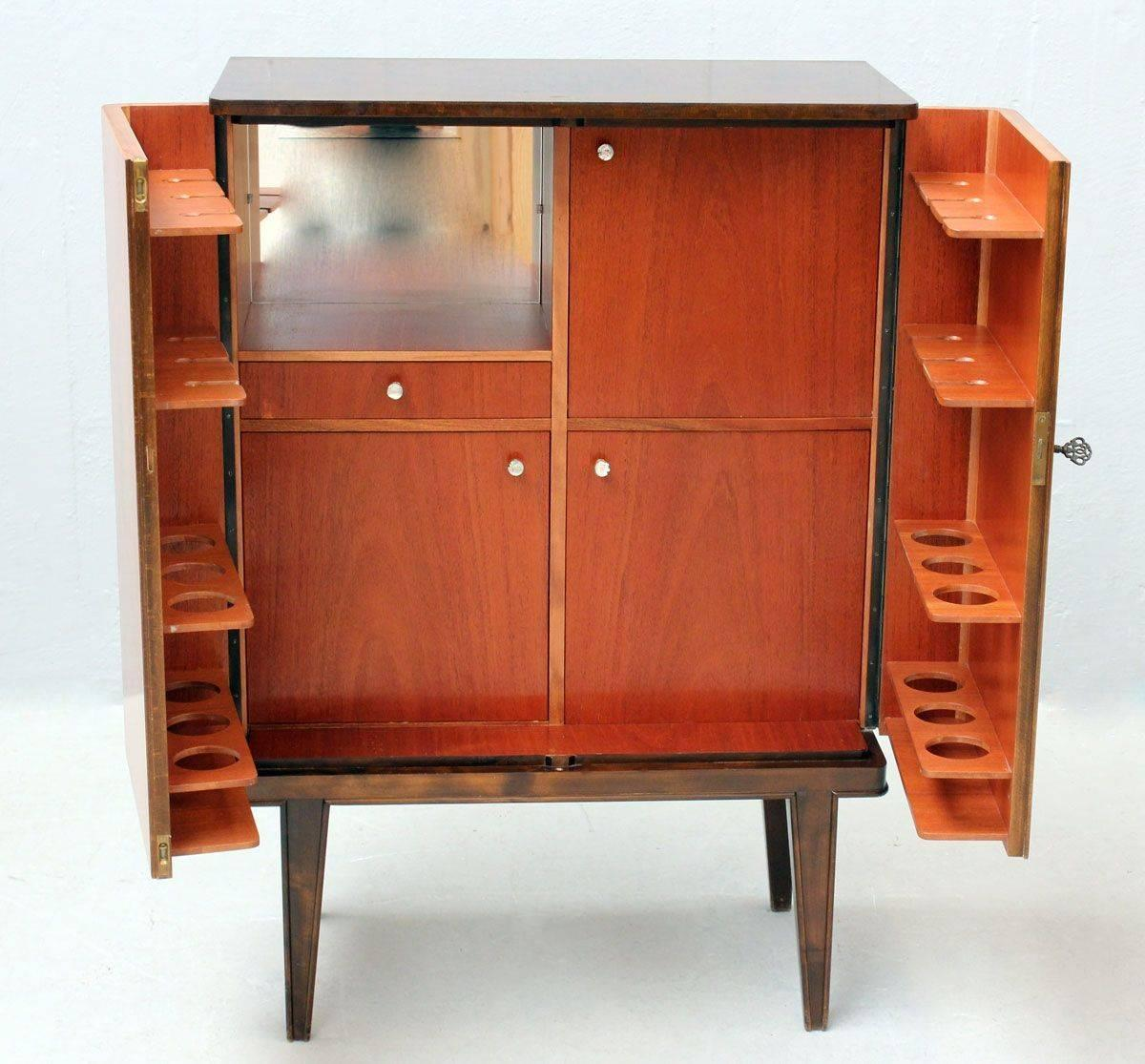 Funkis cocktail cabinet for sale at 1stdibs for Funkis sale