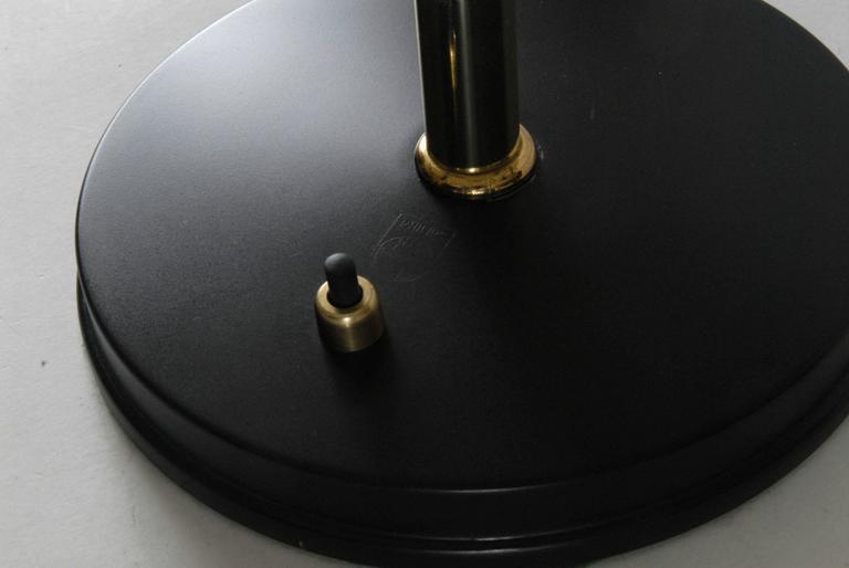 Machine-Made Philips Louis Kalff Designed 'Timor' Desk Lamp, circa 1958, Belgium For Sale